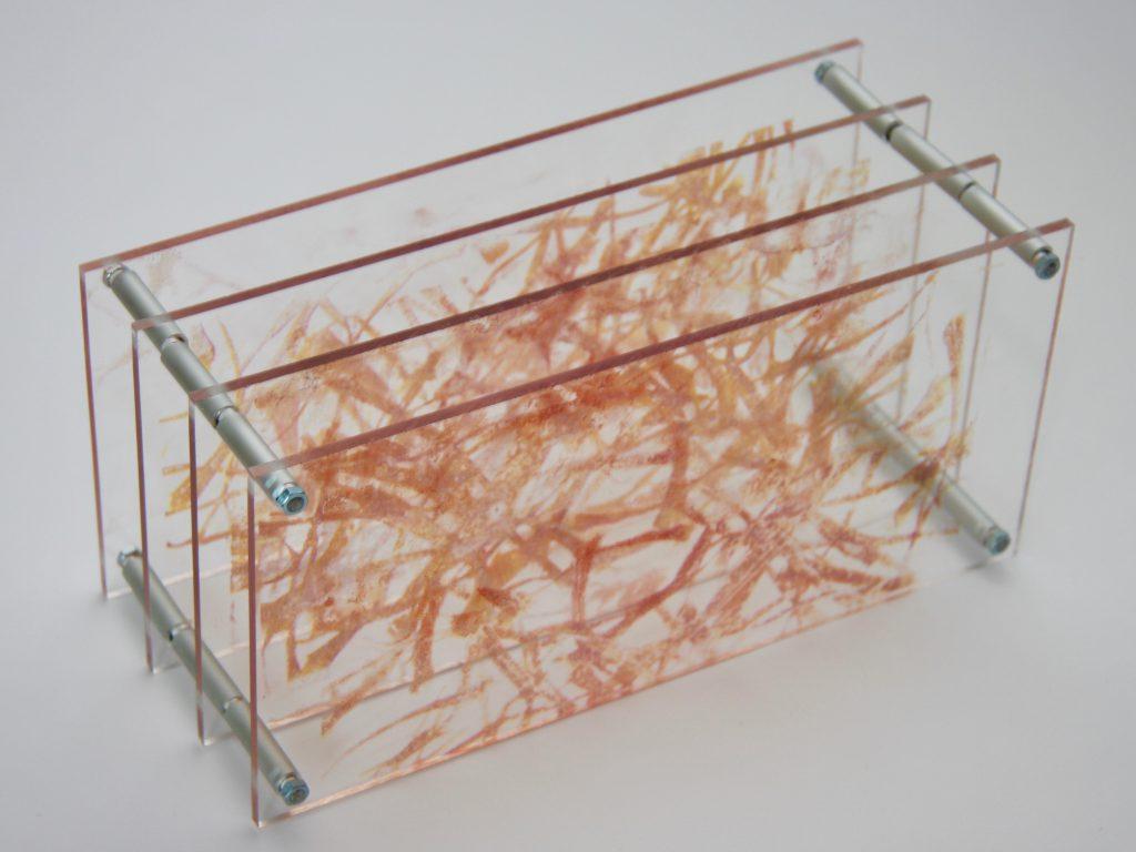 Katharina Hoehler Künstlerin Emmendingen Objekt Acrylglas