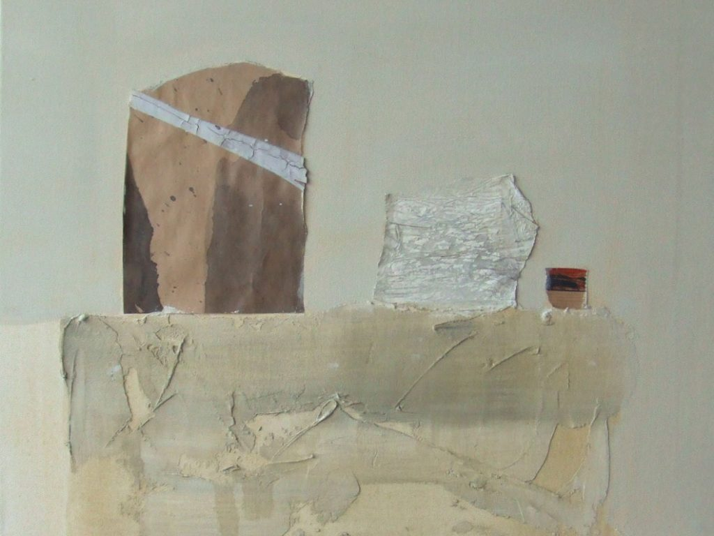 Katharina Hoehler Künstlerin Emmendingen Malerei Erinnerungsstücke
