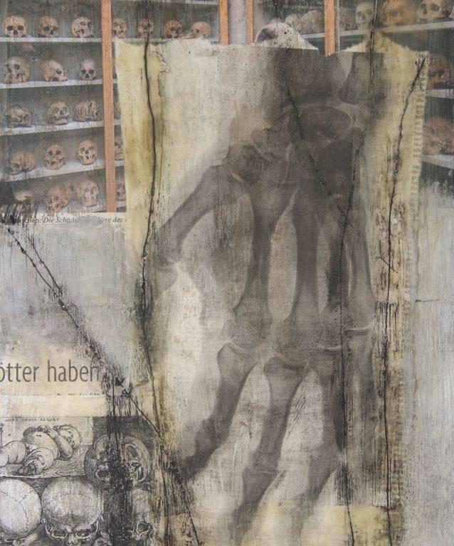 Katharina Hoehler Künstlerin Emmendingen Malerei Krieg und Frieden