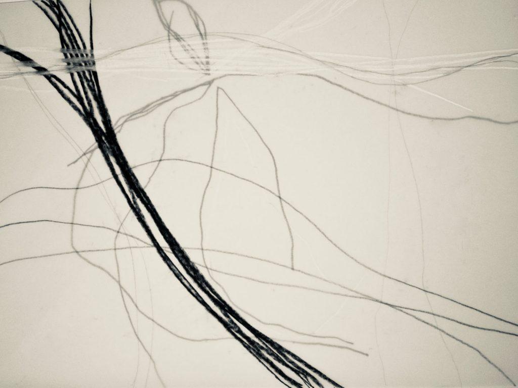 Katharina Hoehler Künstlerin Emmendingen Zeichnung Linie