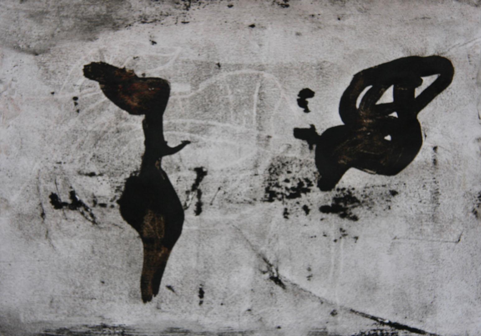 Katharina Hoehler Künstlerin Emmendingen Druck Lithographie