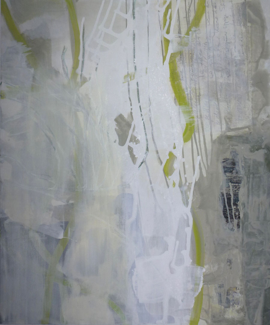 Katharina Hoehler Künstlerin Emmendingen Malerei Leinwand Acrylfarbe Schütt