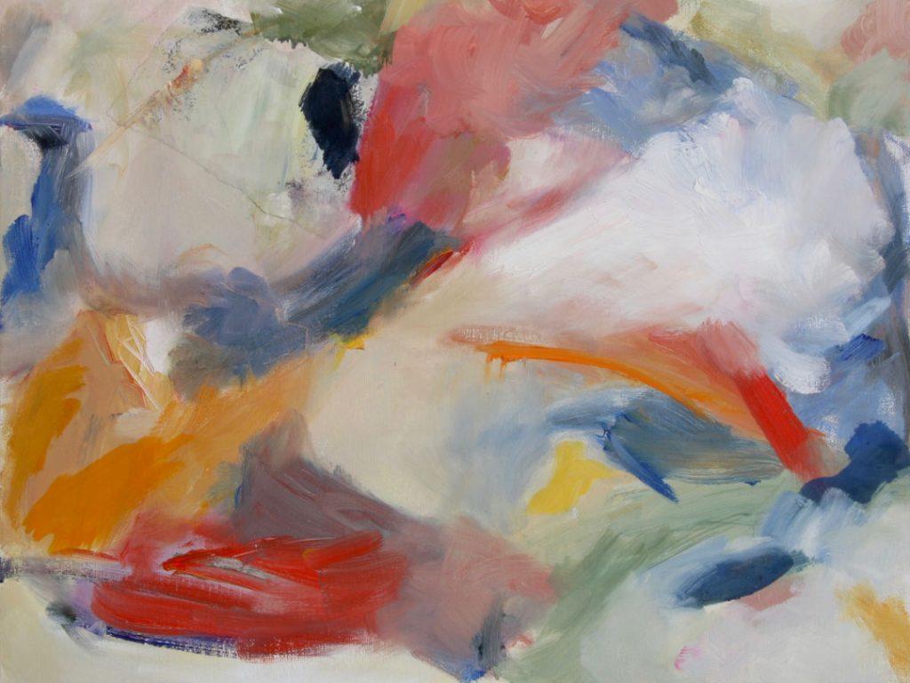 Katharina Hoehler Künstlerin Emmendingen Malerei Leinwand Ölfarbe