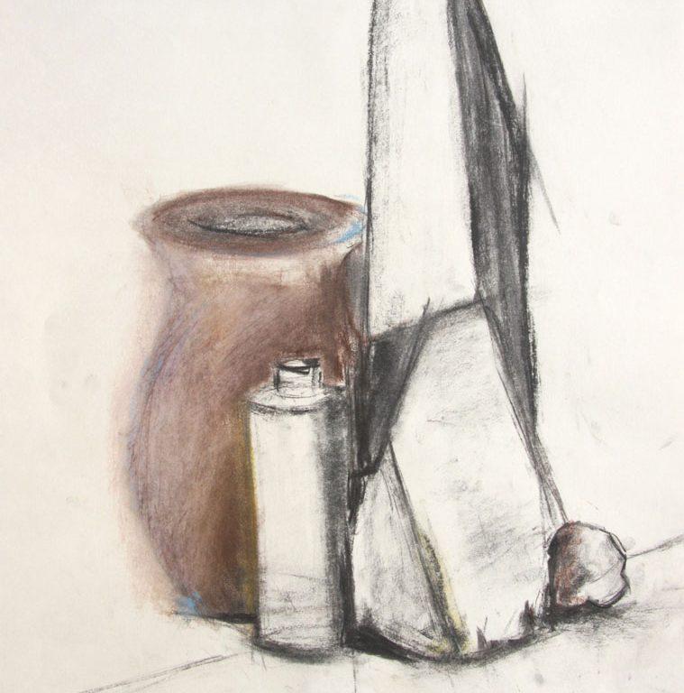 Katharina Hoehler Künstlerin Emmendingen Zeichnung Papier Graphit