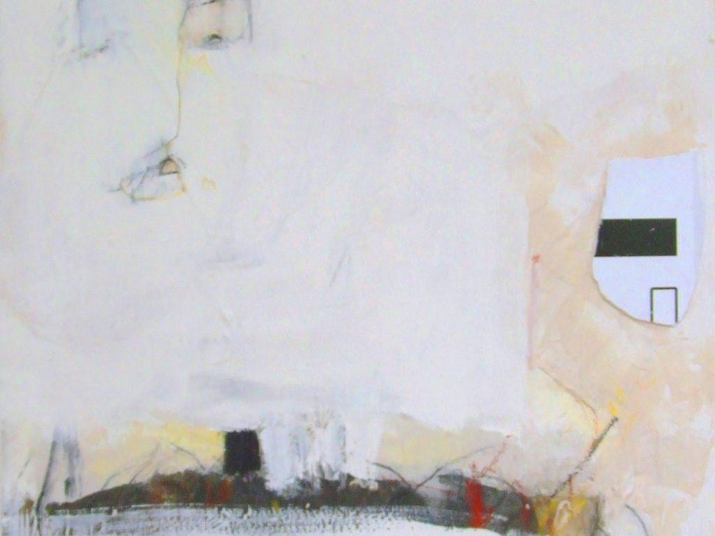 Katharina Hoehler Künstlerin Emmendingen Malerei Collage Leinwand