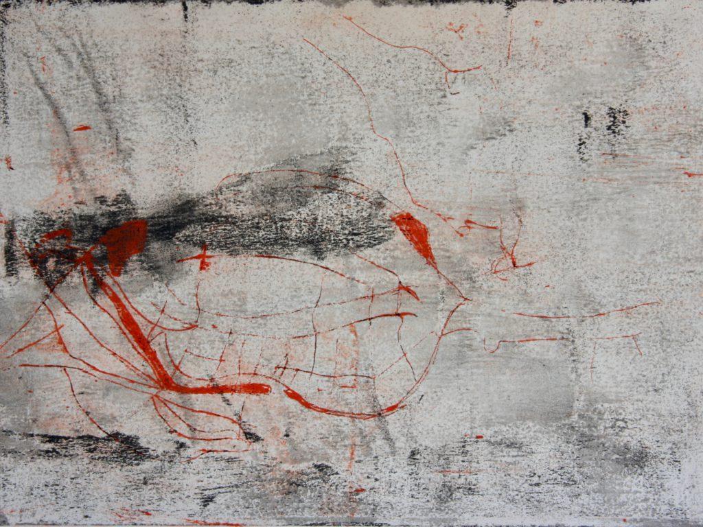Katharina Hoehler Künstlerin Emmendingen Lithographie