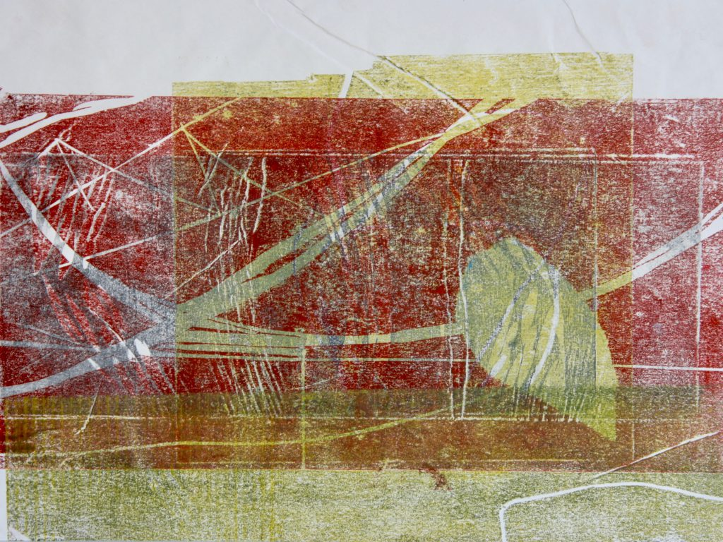 Katharina Hoehler Künstlerin Emmendingen Holzschnitt