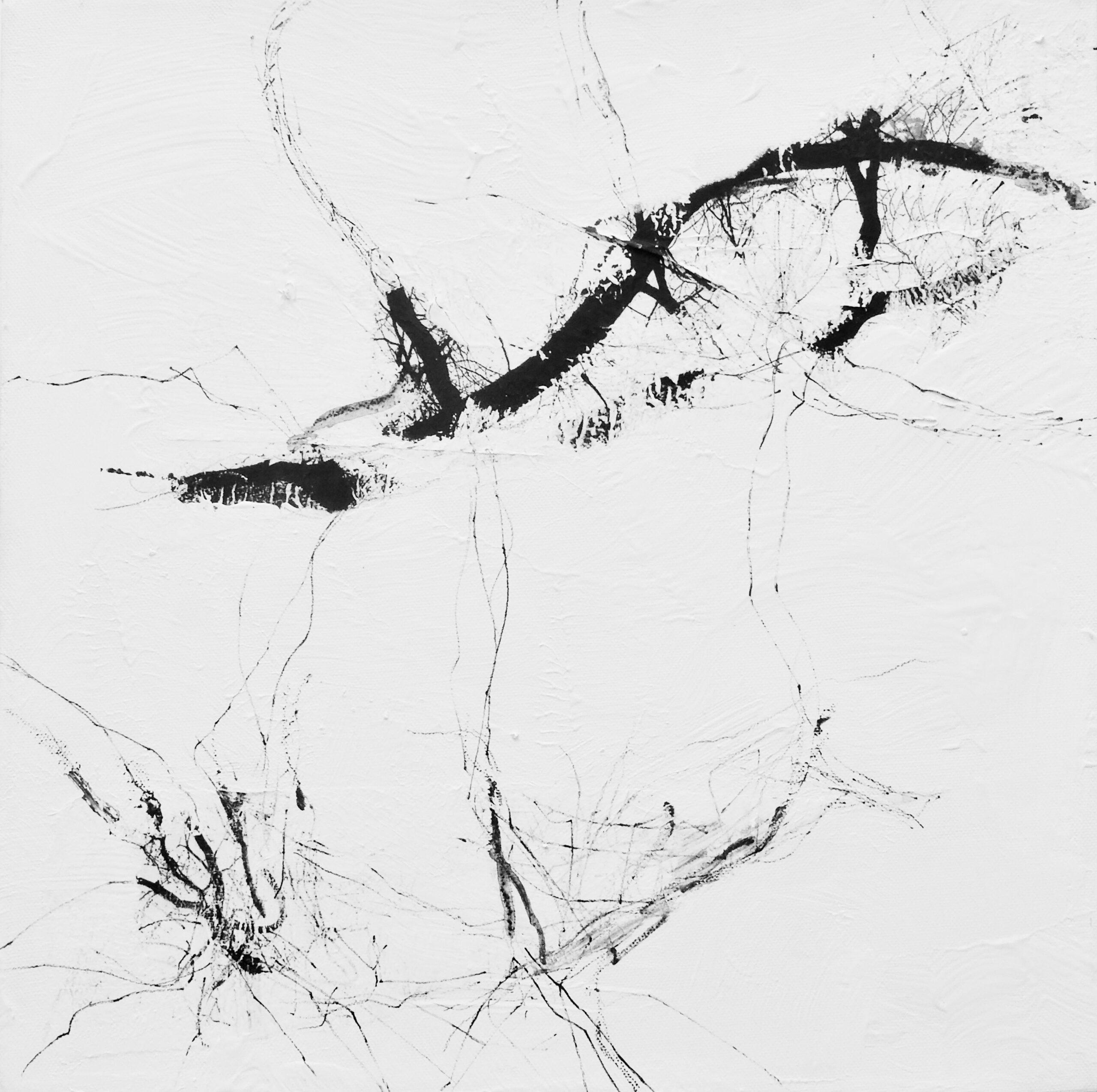 Katharina Hoehler Malerei - Mischtechnik auf Leinwand